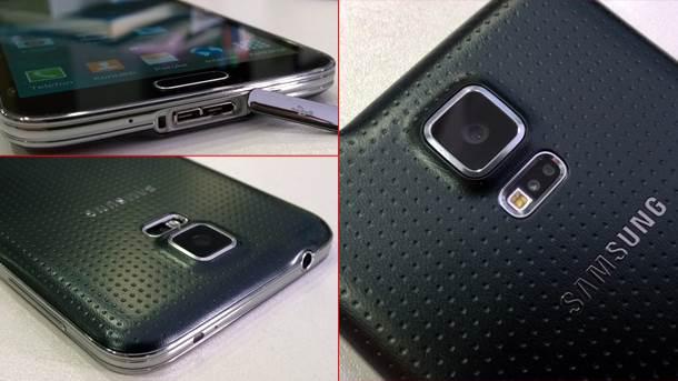 Samsung Galaxy S5,Galaxy S5