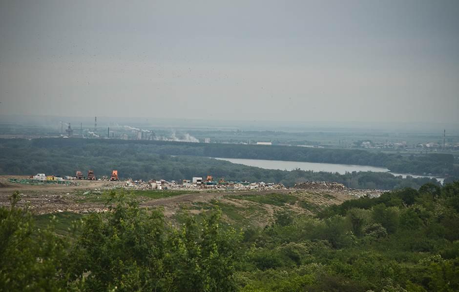 Radioaktivni otpad na 12 kilometara od Beograda