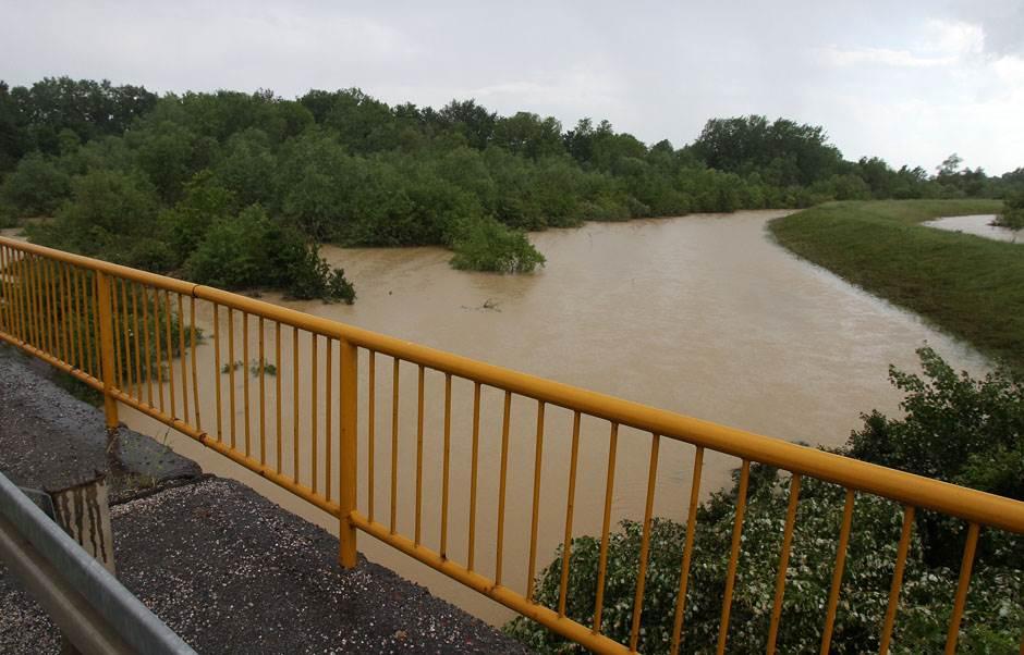 poplava, posledice, okolina obrenovac, reka tamnava