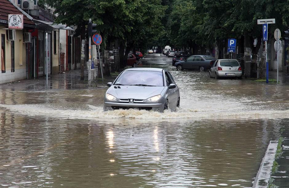 poplava posledice obrenovac