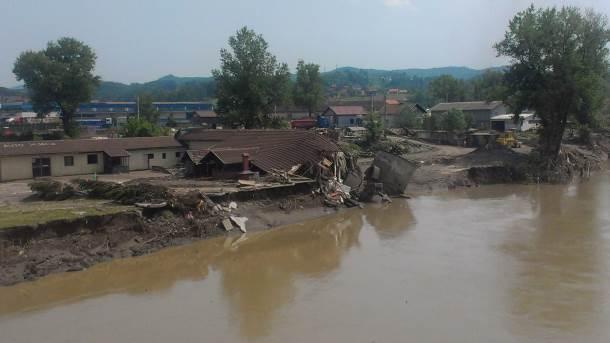 Doboj, poplava