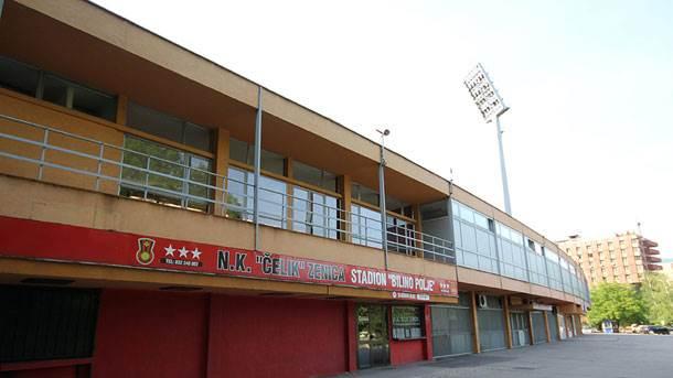 Stadion Čelika iz Zenice