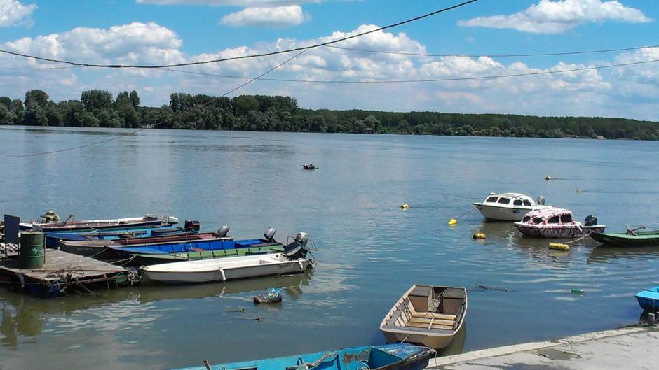 Dunav, reka, Beograd