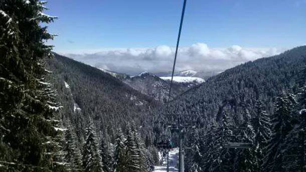 Kopaonik, zima, planina
