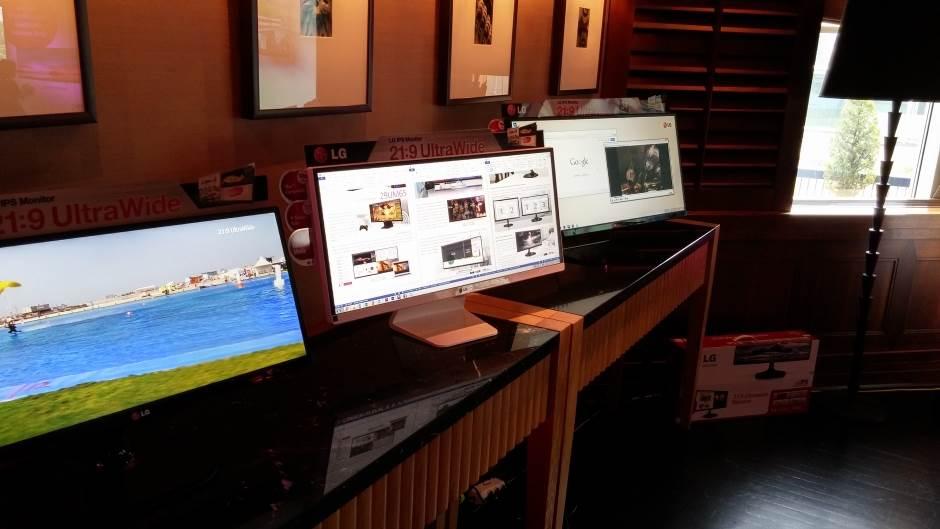 LG Monitor UltraWide