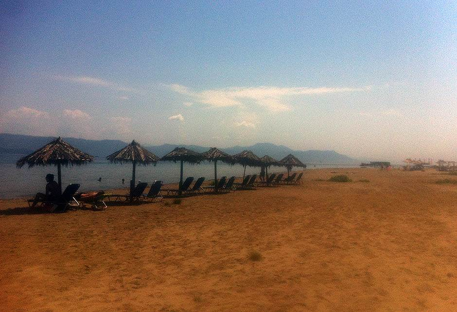kavos, more, grčka, letovanje
