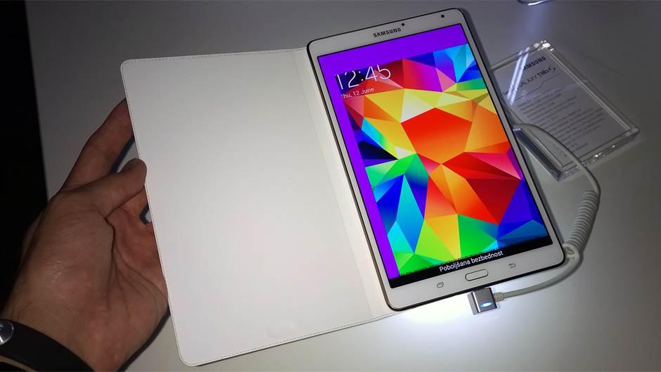Samsung Galaxy Tab S, Tab S, Galaxy Tab S