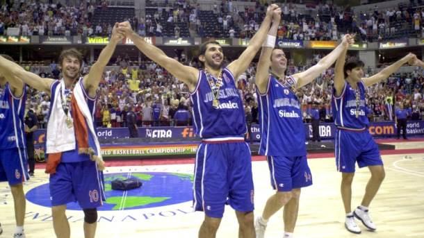 Najuzbudljivija finala svih vremena! Jugoslavija-indijanapolis