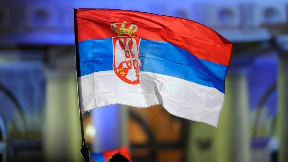 zastava, srpska zastava, Srbija