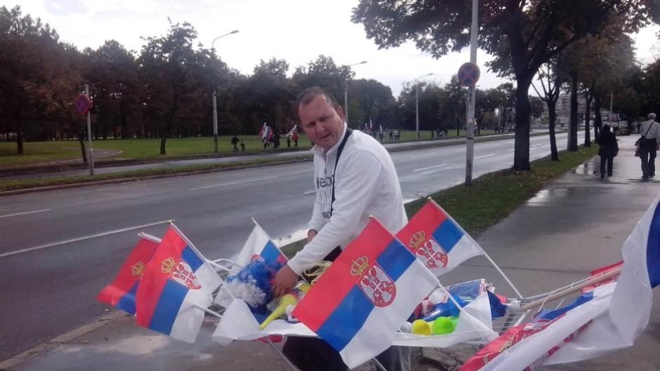 parada zastavice