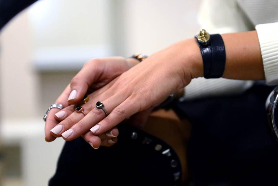 prstenje, nakit, nokti, narukvica