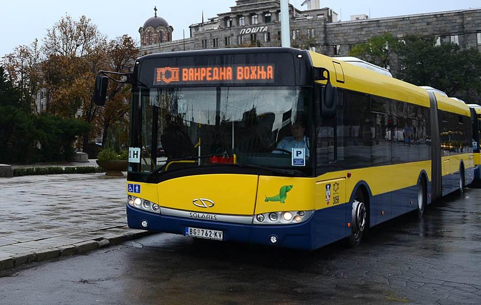 gsp, autobus