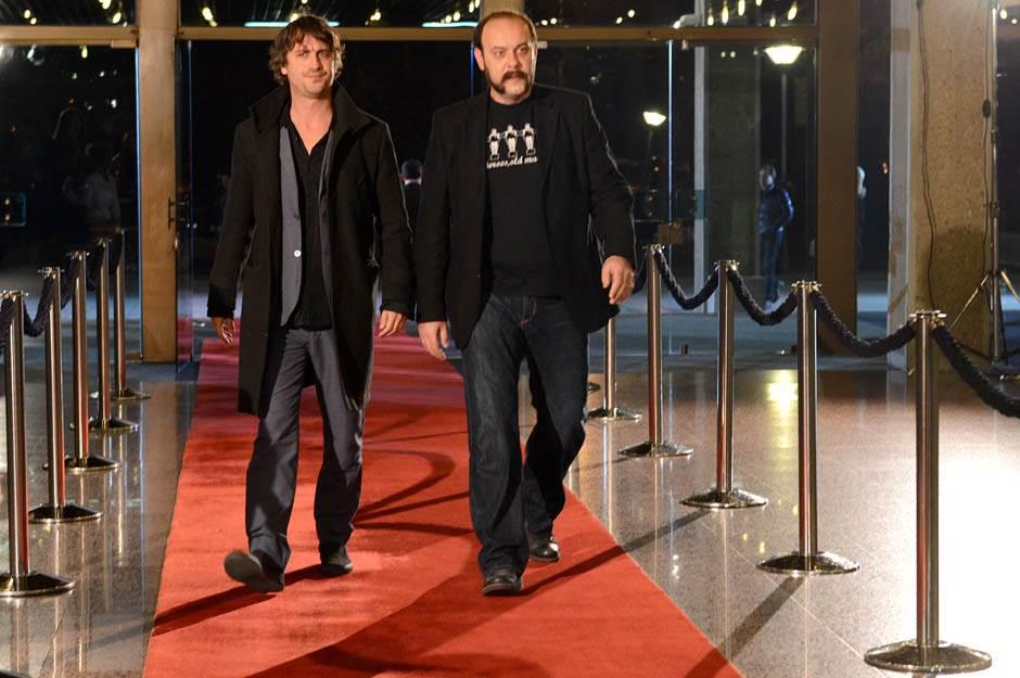 Branislav Trifunović i Ljubomir Bandović