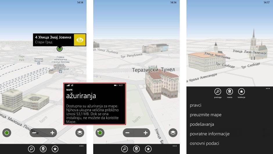 Karta Srbije Navigacija Superjoden