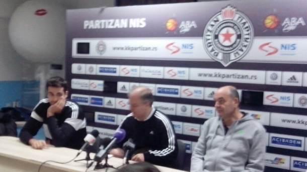 Duško Vujošević, Mihajlo Andrić