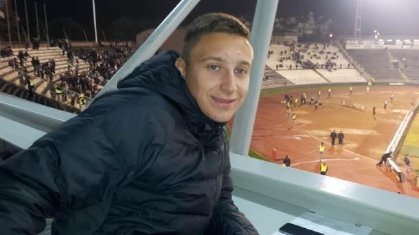 Ivan Šaponjić, Partizan
