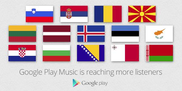 Google Play Music stigao u Srbiju!
