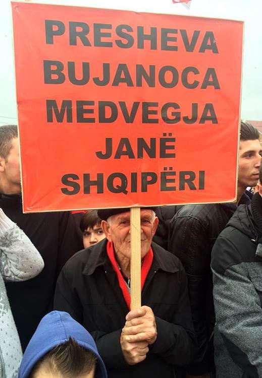 preševo, edi rama, poseta, miting, premijer, albanija