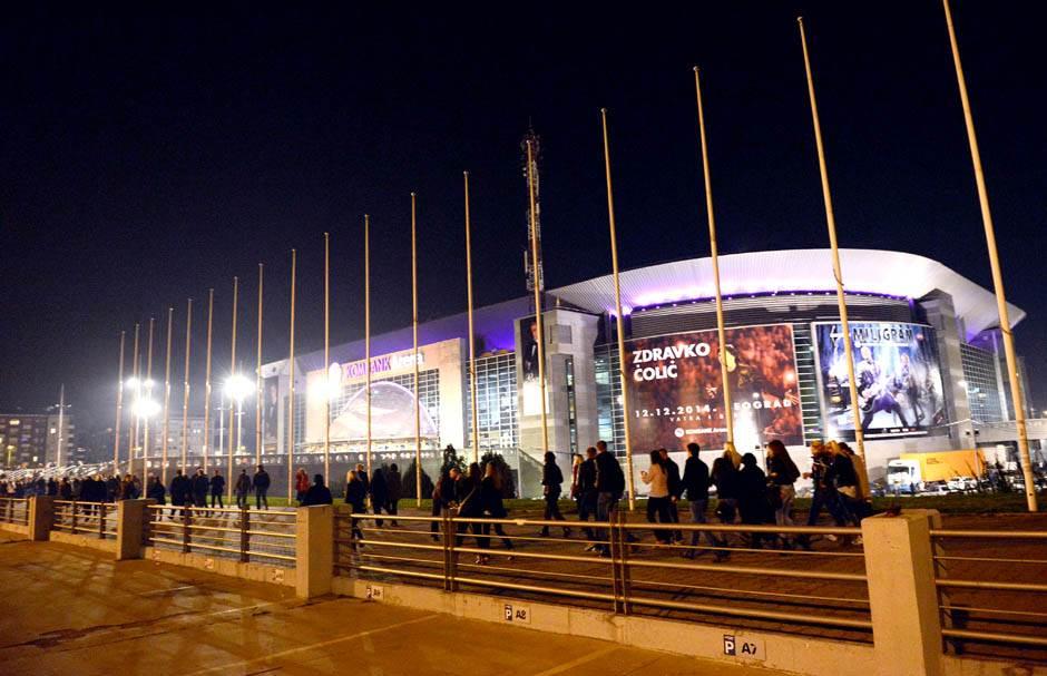 zorica brunclik, koncert, kombank arena, 40 godina, jubilej