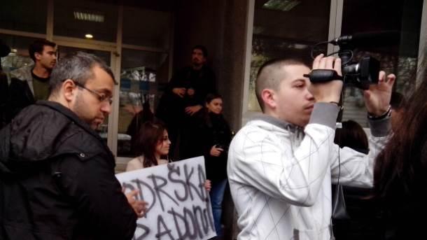 studenti protest fpn