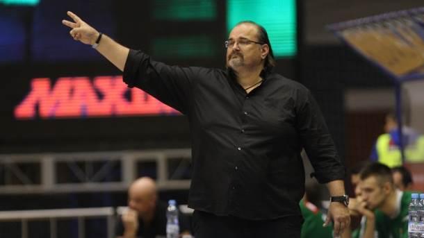 Aleksandar Džikić, trener Krke