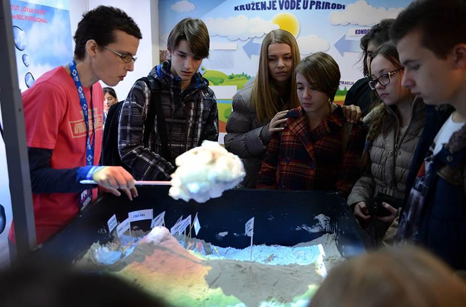 USKORO: 11. Festival nauke u Beogradu