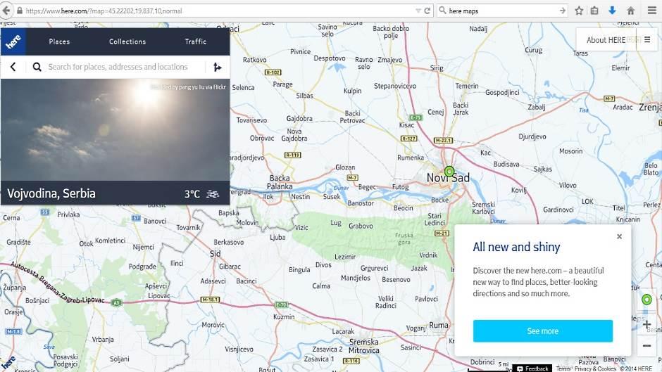 Besplatne Mape I Navigacija Za Android Here Maps Mondo Portal