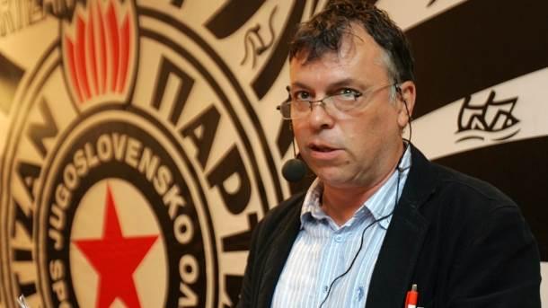 Dr Nele: Nemamo pesmu da opiše stanje u Partizanu