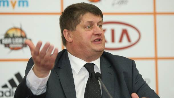Roman Lisac generalni menadžer ABA lige o ulasku Panatinaikosa u takmičenje