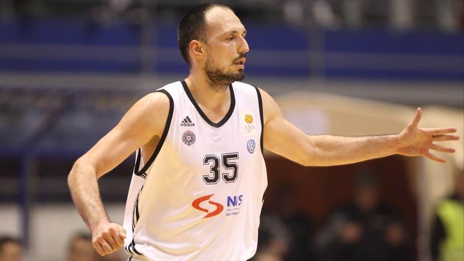 Bogdanović otišao iz Partizana!