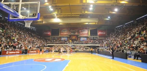 Hala Pionir utakmica Top 16 faze Evrolige Zvezda Alba