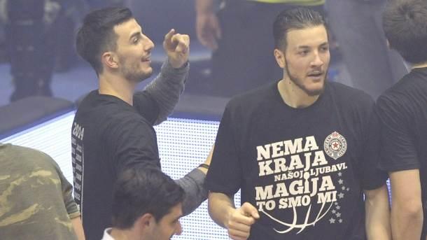Vesterman Lovernj slave titulu KK Partizan