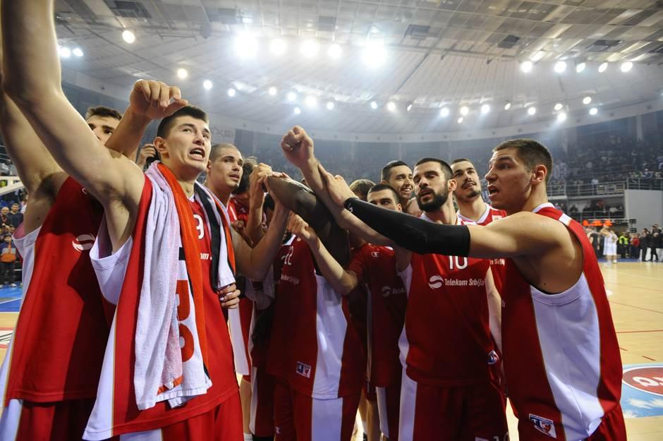 Zvezda dovoljno Jaka za Partizan!