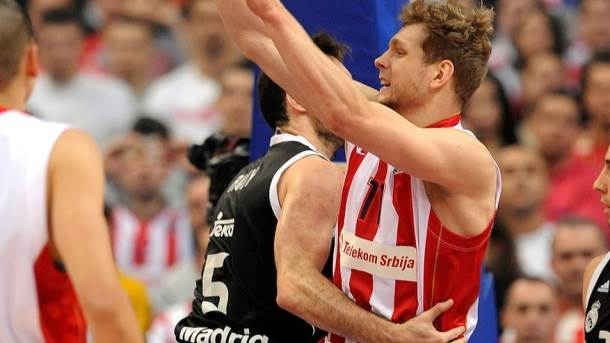 real madrid crvena zvezda euroleague top 16