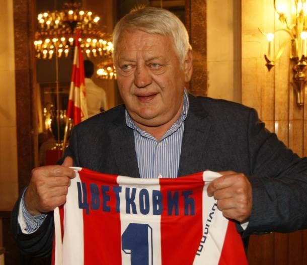 Resultado de imagen de vladimir cvetković crvena zvezda