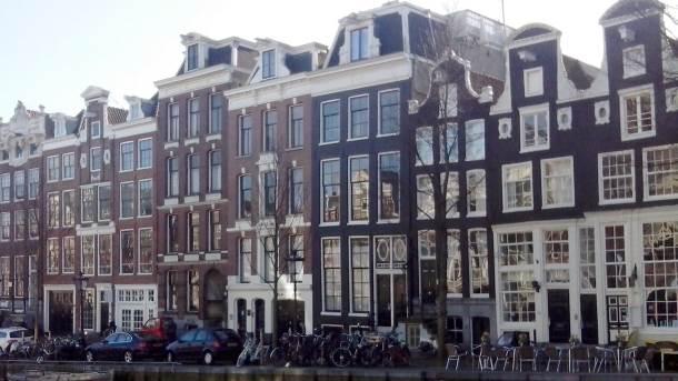 amsterdam holandija