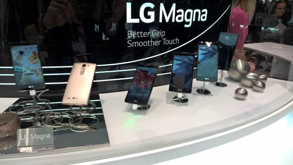 LG Magna.
