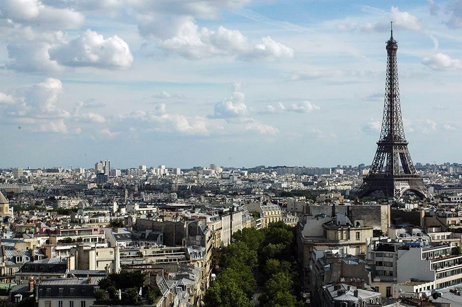 pariz, ajfelova kula, ajfelov toranj