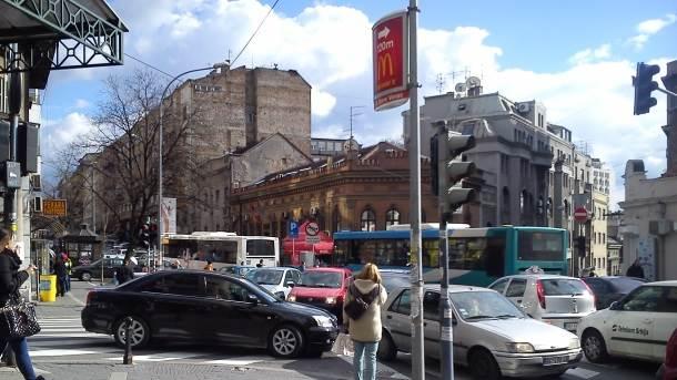 gužva saobraćaj kolaps balkanska
