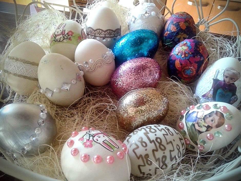 Šta treba da uradite pre nego što ofarbate jaja