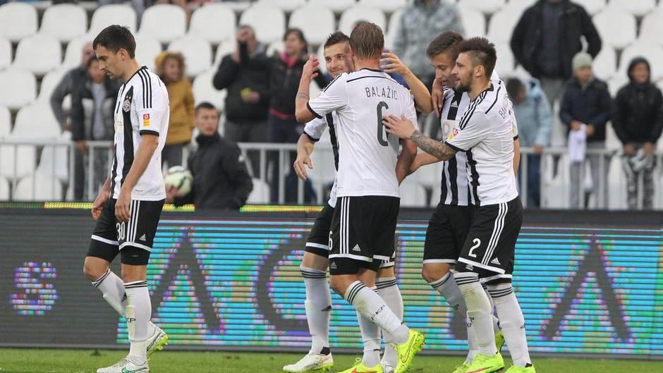 Partizan ne može da naplati četiri miliona evra