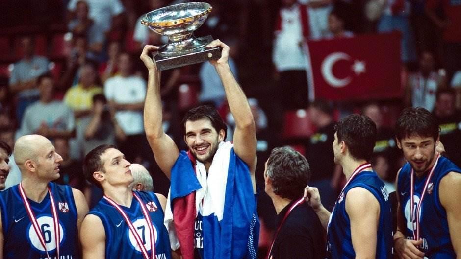 predrag stojakovic turska 2001