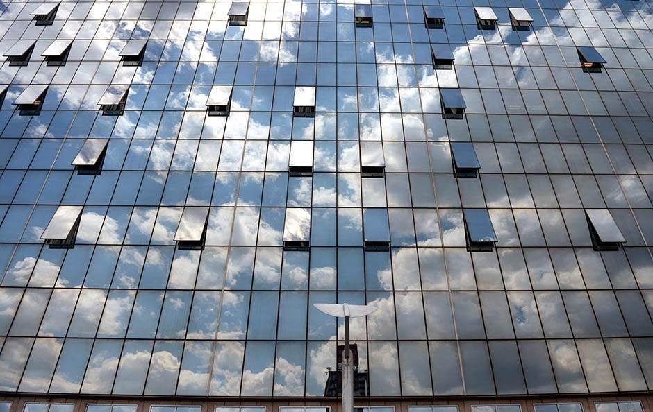 prozori, narodna banka srbije, pametne zgrade, nbs,