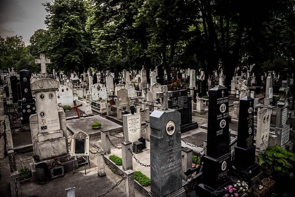 groblje, spomenici, novo groblje