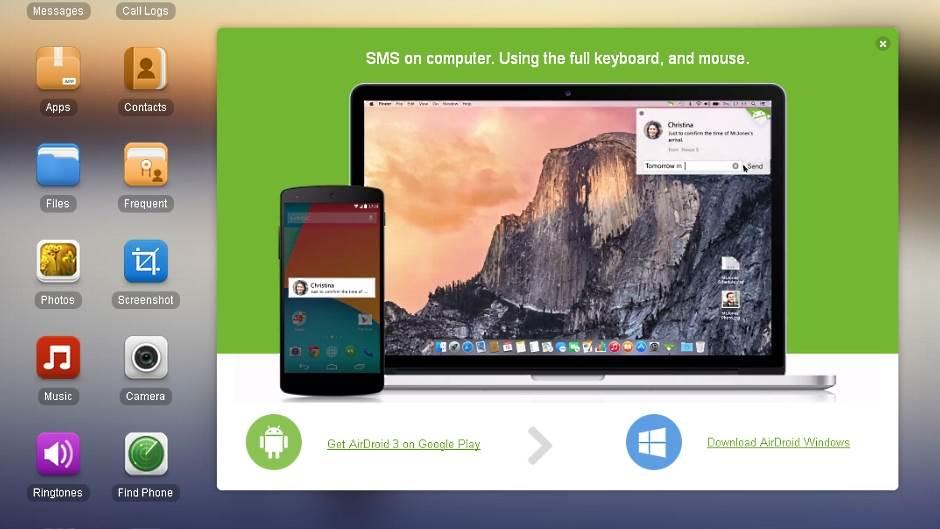 AirDroid, Aplikacije, Aplikacija, Apps, App, Android