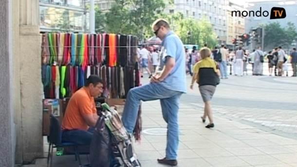 čistač cipela