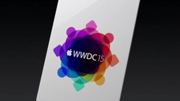 Apple WWDC 2015, Apple WWDC, Apple