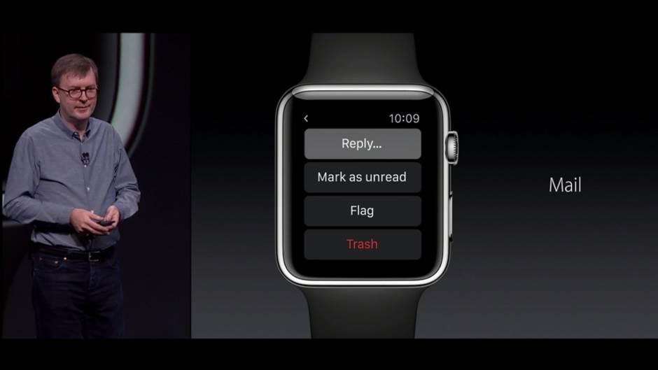 Apple Watch OS 2, Apple, Apple Watch, Watch OS2