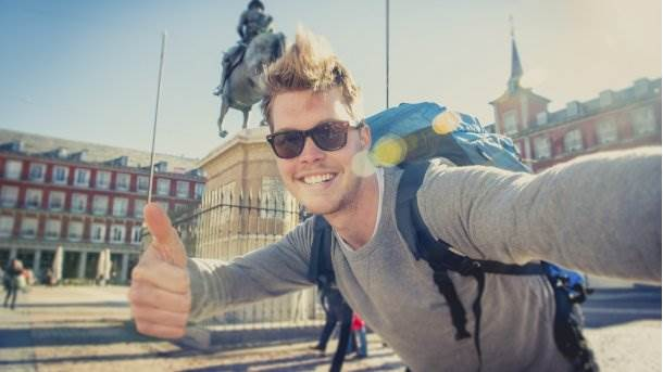 student evropa putovanja turista turisti