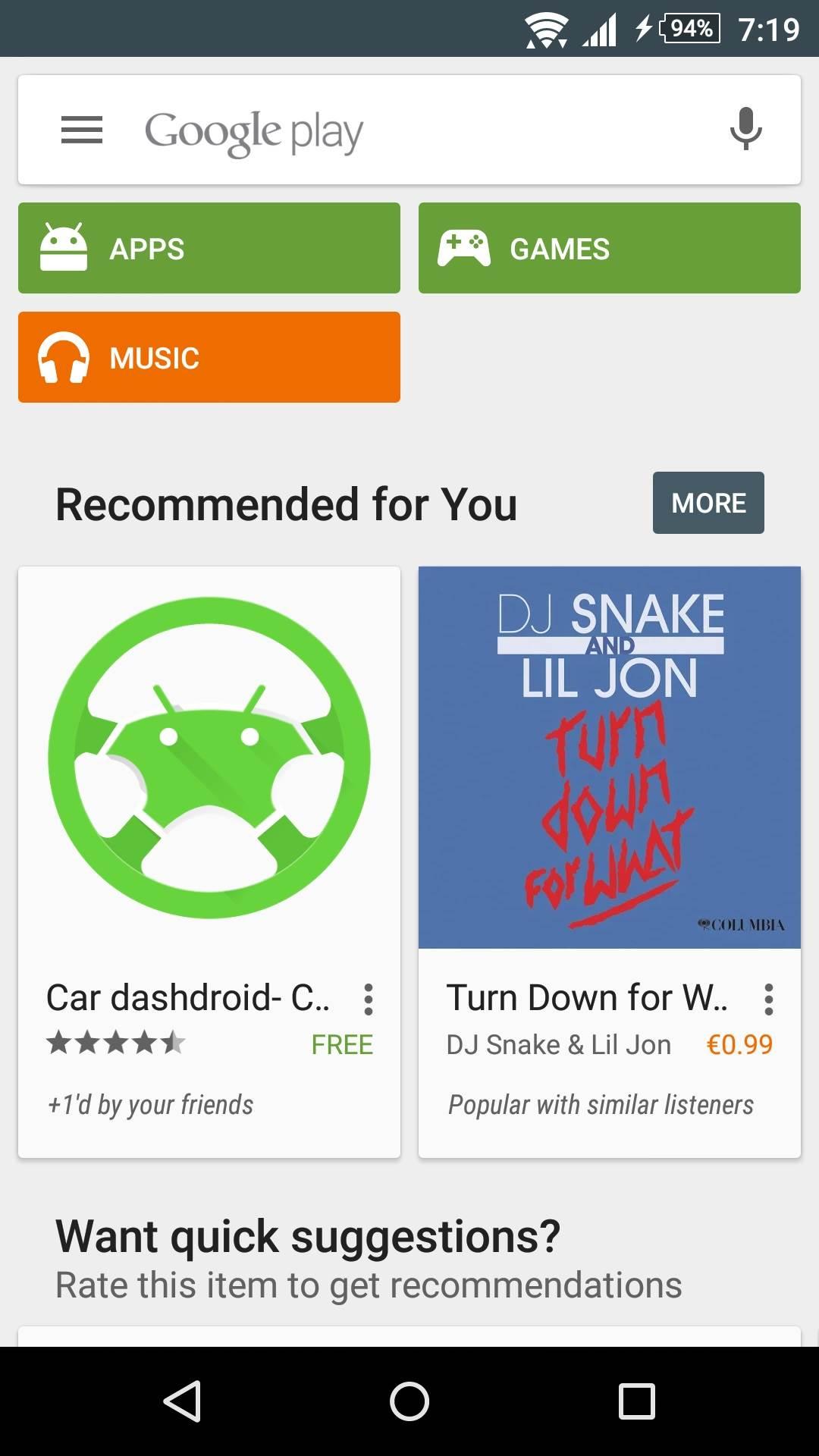 Google se setio Srbije! Stigla muzika!